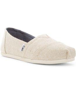 Alpargata Slip-on Shoe