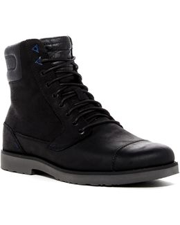 Durban Tall Leather Boot