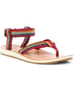 Original Ombre Thong Platform Sandal