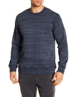 Erik Crew Neck Stretch Sweatshirt