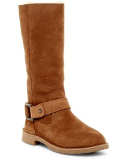 Braiden Genuine Shearling Lined Boot