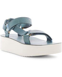 Universal Flatform Platform Sandal