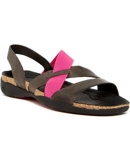 Dauntless Strappy Sandal