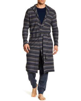 M Miles Stripe Robe