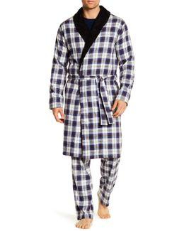Kalib Fleece Robe