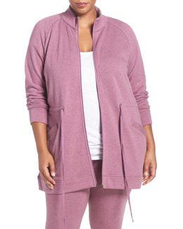Raleigh Zip Sweatshirt (plus Size)