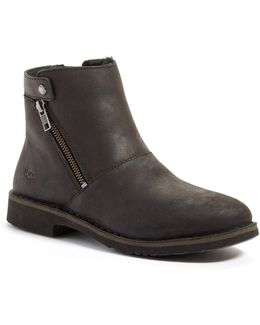 Kayel Genuine Shearling And Uggpuretm Lined Water Resistant Bootie