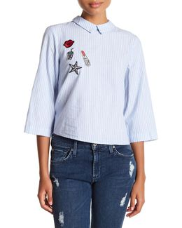 Bente Patch Shirt