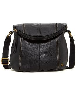 Deena Leather Crossbody