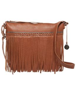 Sierra Leather Crossbody Bag
