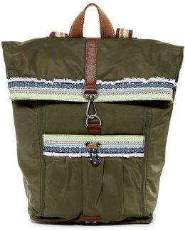 Sak Pack Nylon Backpack