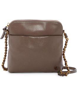 Zoe Gen Leather Camera Bag