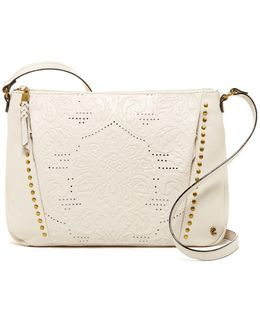 Mari Leather Crossbody