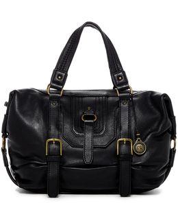 Carmel Leather Convertible Satchel
