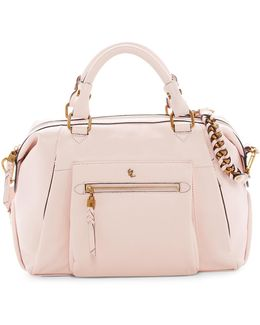 Cosette Leather Satchel