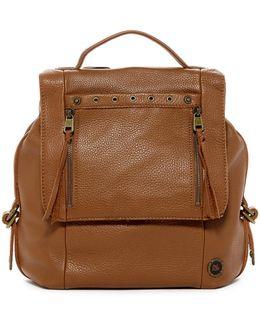 Dana Leather Backpack