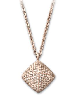 Tactic Crystal Pendant Necklace