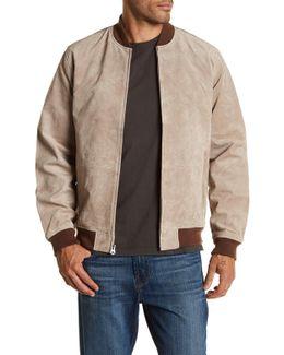 Clifton Genuine Suede Jacket