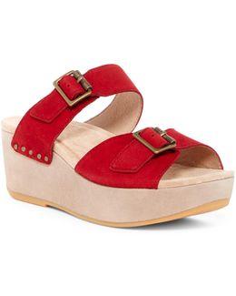 Silvie Platform Sandal