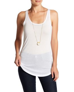 Easy Scoop Neck Tank