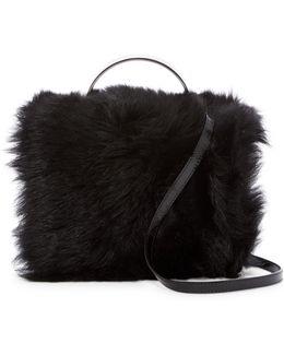 Genuine Fur Shoulder Bag