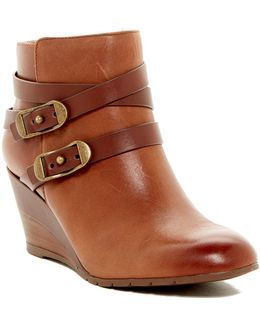 Oakes Wedge Bootie