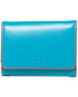 Audrey Mallory Leather French Wallet