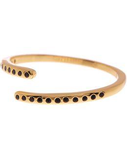 Dita Cz Split Ring - Size 7