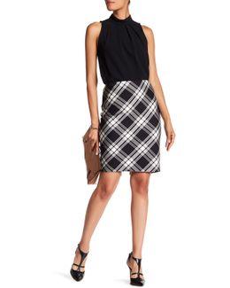 Crissy 2 Plaid Skirt