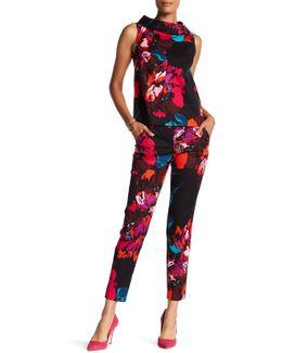 Aubree 2 Floral Pants
