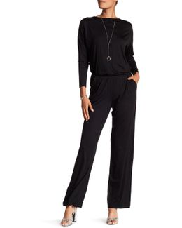 Lively Long Sleeve Jumpsuit