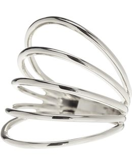 Carine Multi-bar Ring - Size 8