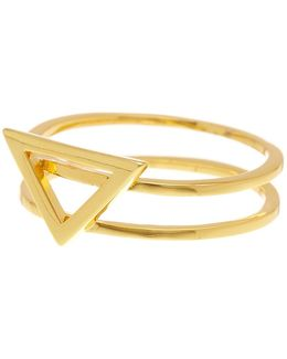 Anya Triangle Ring - Size 8