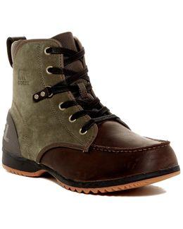 Ankeny Moc Toe Waterproof Boot