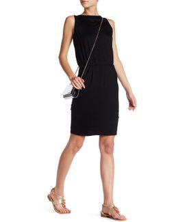 Delight Draped Back Dress