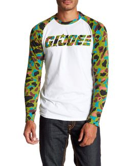 G.i. Joe® Cobra Commander Raglan Shirt