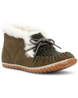 Out N About Fleece Lined Moccasin