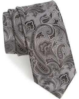 Wentworth Paisley Silk Tie