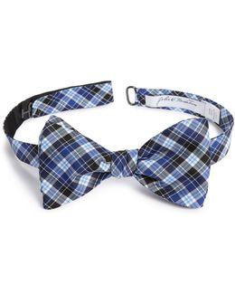 Ryan Micro Silk Bow Tie