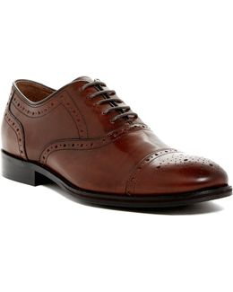 Tyndall Cap Toe Oxford - Wide Width Available