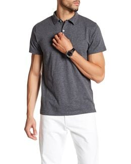 Chest Pocket Polo