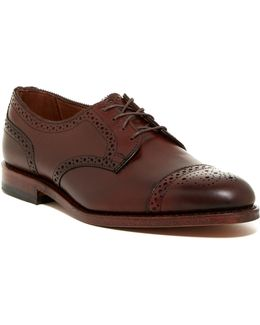6th Avenue Cap Toe Derby - Extra Wide Width Available