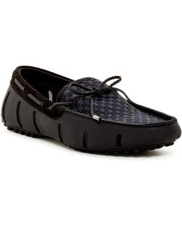 Woven Lace Loafer
