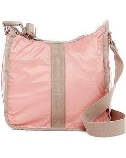 Nylon Weekend Hobo Bag
