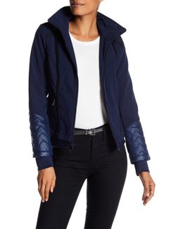 Soft Shell Exposed Layer Coat