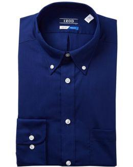 Pinpoint Regular Fit Dress Shirt