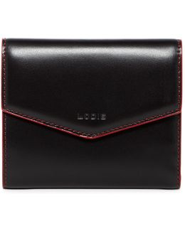 Lana Trifold Leather Wallet
