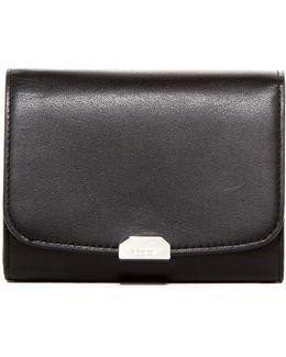 Amy Sasha Leather French Wallet