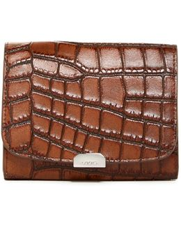 Amy Sasha Leather French Wallet
