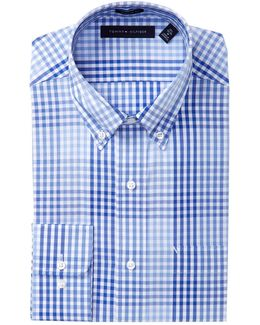 Check Regular Fit Dress Shirt